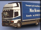 International Transportation, merkurier